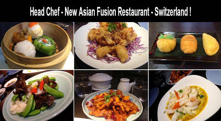 Pre-opening opportunity for Head Chef Asian fusion cuisine